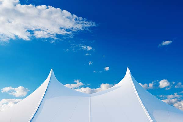tent rental category
